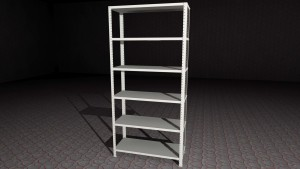 "Metal rack ""LSL"""