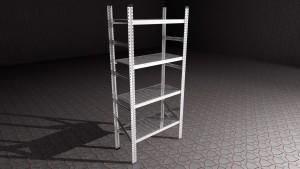 "Metal rack ""Super 1/2/3"""