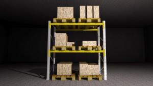 """Pallet rack """"SUPERBUILD"""""""
